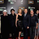 El reparto de 'Breaking Bad' en la Comic-Con 2012