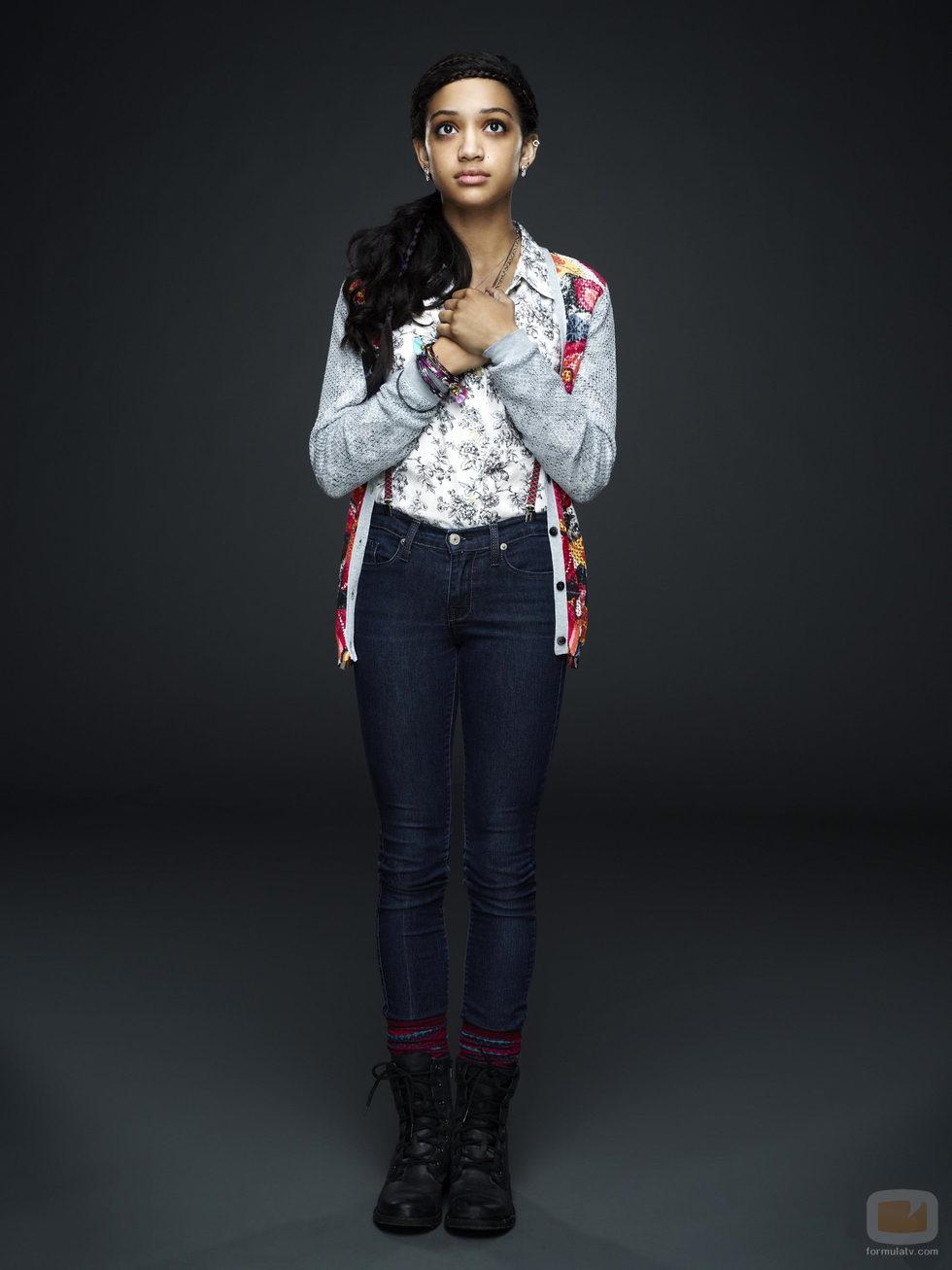 Samantha Jade Logan en '666 Park Avenue' la nueva serie de ABC