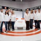 RTVE presenta al equipo que seguirá los Juegos Olímpicos desde Barcelona