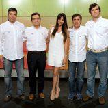 Almudena Cid comentará la gimnasia durante los Juegos Olímpicos de Londres 2012