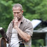 Michael Rooker en la tercera temporada de 'The Walking Dead'