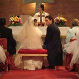 Luisma y Macu se casan