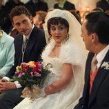 Marisol Ayuso, Paco León, Pepa Rus y Mariano Peña