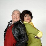 Cesáreo Estébanez y Mamen García