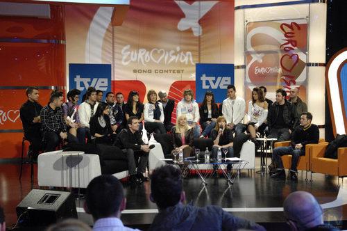 Salvemos Eurovisión, el previo de la 1 con la gran Raffaela Carrá