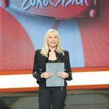 Raffaella Carrá presenta la gala de 'Salvemos Eurovisión'
