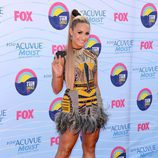Demi Lovato en los Teen Choice Awards 2012