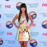 Hannah Simone en los Teen Choice Awards 2012