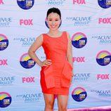 Cierra Ramírez en los Teen Choice Awards 2012