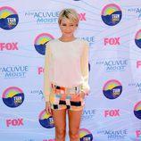 Chelsea Kane en los Teen Choice Awards 2012