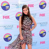 Victoria Justice en los Teen Choice Awards