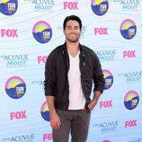 Tyler Hoechlin en los Teen Choice Awards 2012
