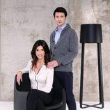 Fran Nortes y Elia Galera en 'Frágiles'