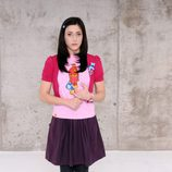 Ruth Núñez interpreta a una chica invidente en 'Frágiles'