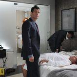 """Dylan Walsh en una escena de el capítulo """"En llamas"""" de 'Imborrable'"""