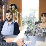 Blanca Portillo acude a la consulta de Santi Millán en 'Frágiles'