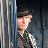 Tom Weston-Jones, protagonista de 'Copper'
