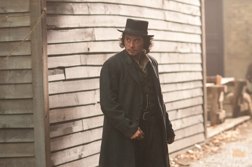 Kevin Ryan es Maguire en 'Copper'