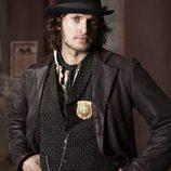 El actor Tom Weston-Jones, protagonista de 'Copper'