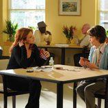 """Carrie visita una residencia de ancianos en el capítulo""""Pájaro dorado"""""""