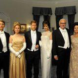 La familia Kennedy al completo