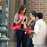 Gloria Delgado y su hijo Manny en la cuarta temporada de 'Modern Family'