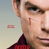 Póster oficial de la séptima temporada de 'Dexter'