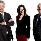 Raydor, Provenza y Flinn, protagonistas de 'Major Crimes'