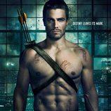 Poster promocional de 'arrow'