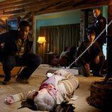 Nick y Hank investigan un nuevo asesinato