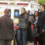 Kate y Richard y Lanie investigan un nuevo caso