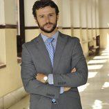 Diego Martín es Óscar, el marido de Susana en 'Niños robados'