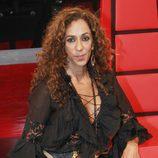 Rosario Flores en la presentación de 'La Voz'