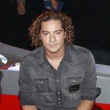 David Bisbal, en la presentación de 'La Voz'