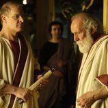 Lluis Homar da vida al malvado pretor Galba en 'Imperium'