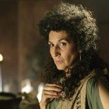 Elvira Mínguez será Antonia, la cuñada de Galba en 'Imperium'