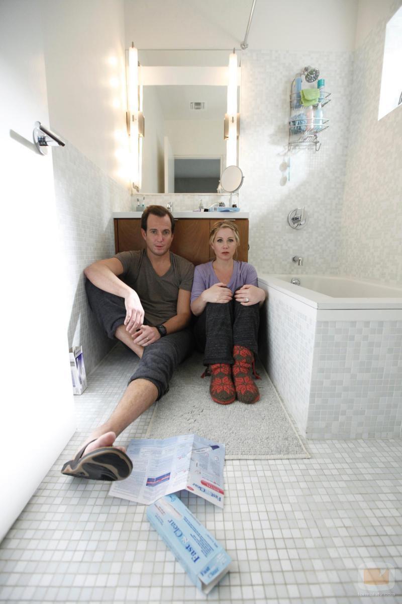 Will Arnett y Christina Applegate, unos padres estresados en 'Sin pegar ojo'