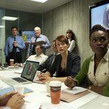 Directivos de televisión controlan las emisiones en 'Black Mirror'