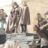 Eddard es capturado en el penúltimo capítulo de 'Juego de Tronos'