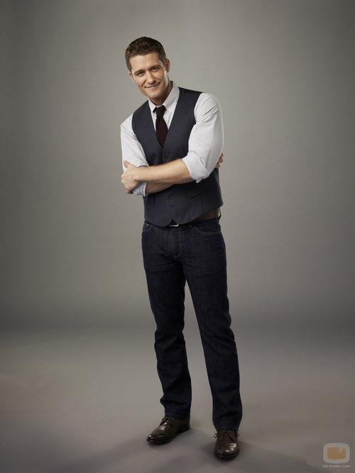 Matthew Morrison seguirá en la cuarta temporada de 'Glee'