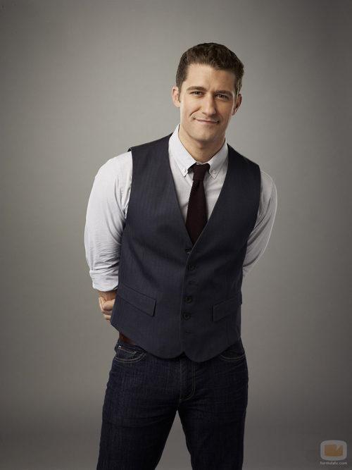 Will Schuester en la cuarta temporada de 'Glee'