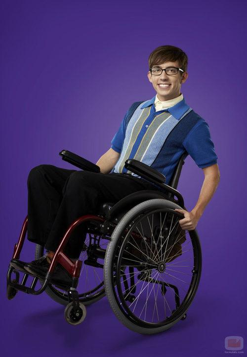Artie Abrams vuelve a la cuarta temporada de 'Glee'