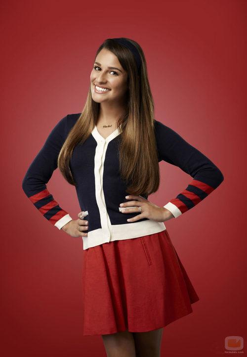 Rachel Berry se muda a Nueva York en la cuarta temporada de 'Glee'
