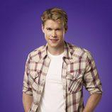 Chord Overstreet continúa en la cuarta temporada de 'Glee'