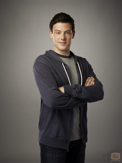 Cory Monteith se separa de Lea Michele en la cuarta temporada de 'Glee'