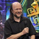 Santiago Segura, colaborador de 'El hormiguero' en su séptima temporada