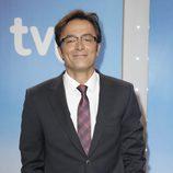 Marcos López, presentador de 'Telediario Fin de semana'