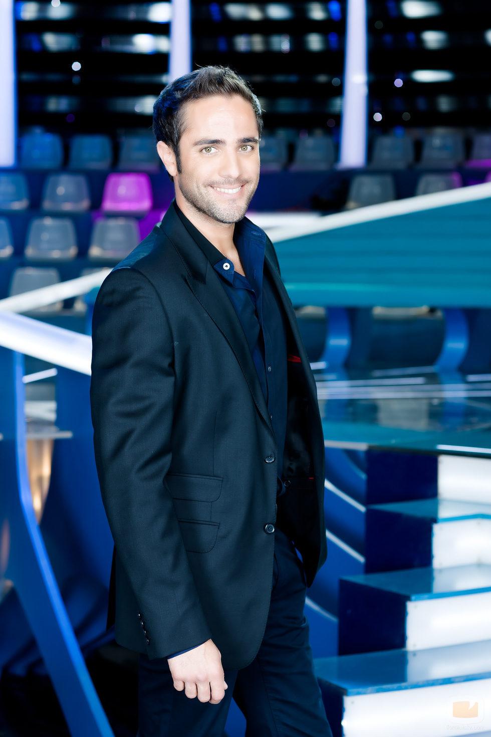 Roberto Leal copresentará el concurso 'Te lo mereces'