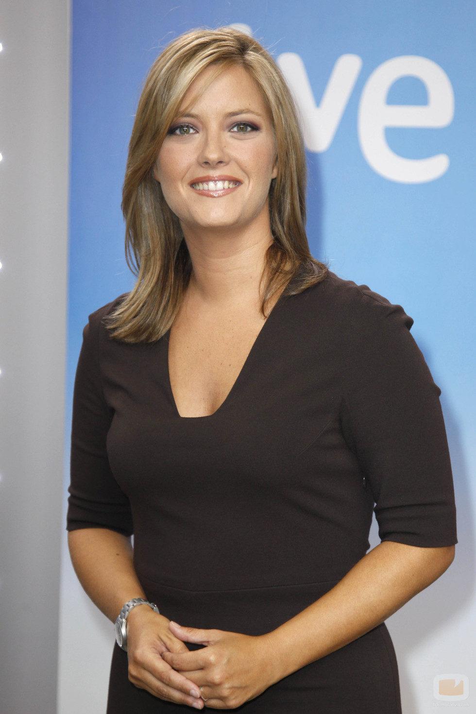 María Casado, presentadora de 'Los desayunos de TVE'