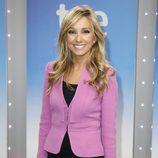 Marta Jaumandreu, presentadora de 'Telediario 2'